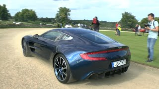 THE ASTON MARTIN ONE-77 Videos
