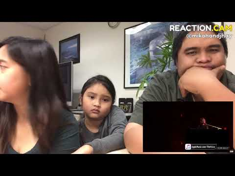 Family Reacts to Sarah Grace Sings Goodbye Yellow Brick Road   The Voice 2018 Live Top 13