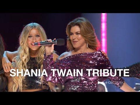 Shania Twain Tribute | 2018 CCMA Awards
