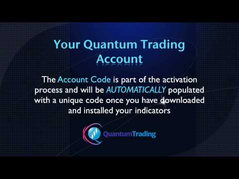 A Quick Start Guide -  your Quantum Trading account