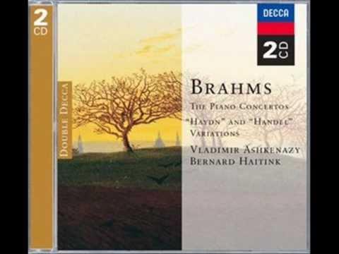 Brahms Piano Concerto No.2 In B Flat Op. 83
