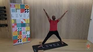 emPOWERed Yoga Warrior   June 25, 2021