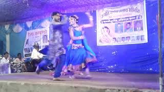 Chham Chham Bole Panv Ke Pairi New  Dance 2018