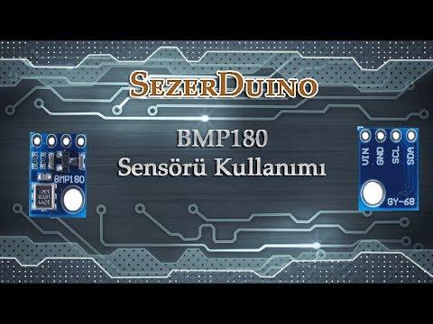 Arduino Bmp180 Sensörü Kullanımı Ve Basit Proje Yapımı