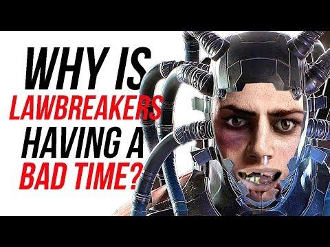 What Happened To LawBreakers?