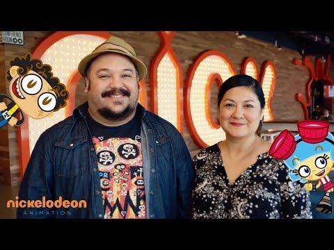 El Tigre  Meet the Creators: Jorge R. Gutierrez & Sandra Equihua  Nick Animation
