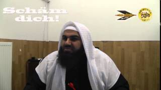 Ahmad Abul Baraa - Schäm dich