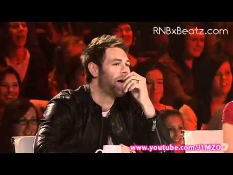 Dash & D'bree - Australia's Got Talent 2011 Semi Final!