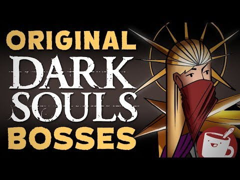 Artists Draw Original Dark Souls Bosses (ft. Brian David Gilbert)