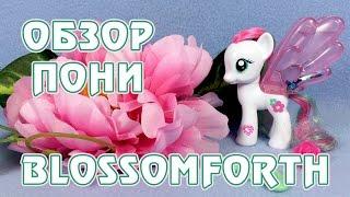 Обзор игрушки My Little Pony - Блоссомфорт (Blossomforth)