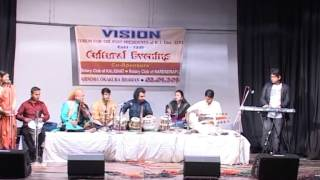 Indian Classical Music  Fusion Prodyut Mukherjee Rhythmexprs (  Part - 1 Saajan More Ghar Aaye )