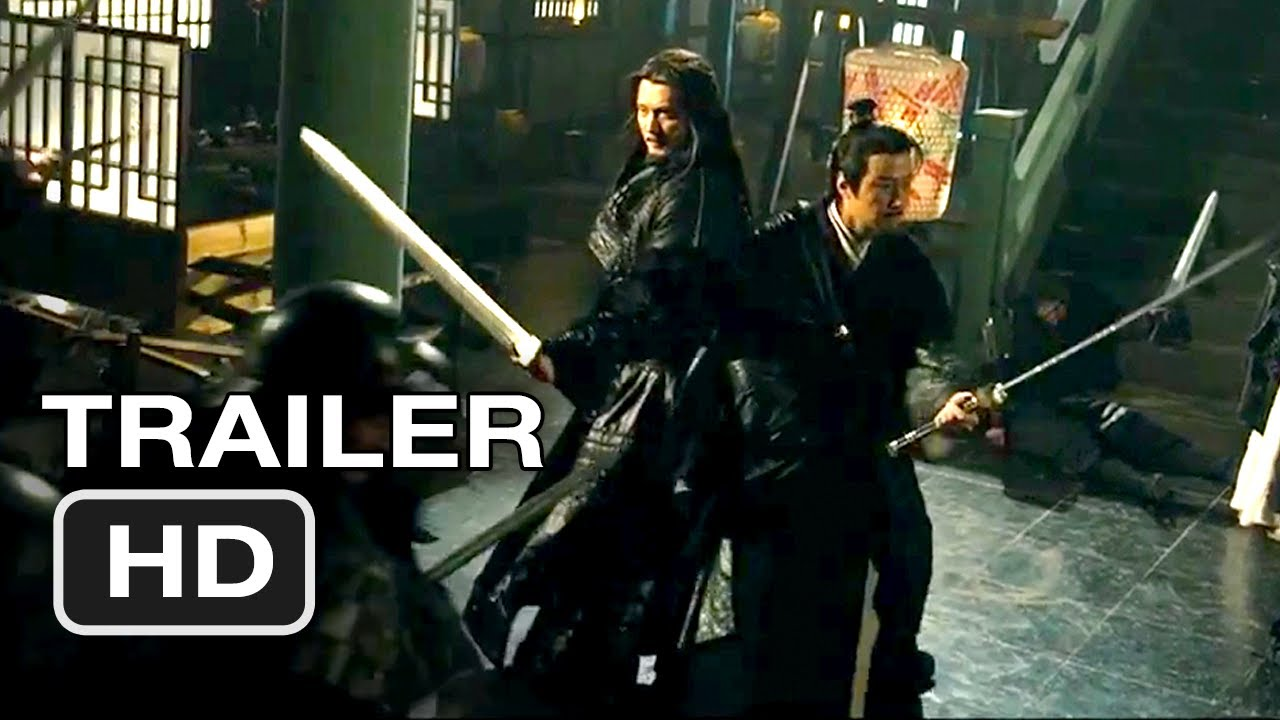 White Vengeance Official US Trailer #1 (2012) Martial Arts Movie HD