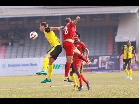 Full Match Highlights | Saif Sporting Club vs TC Sports Club