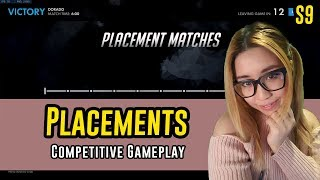 Overwatch Smurf Placements with Drift0r Eric Choco Pachi Niku