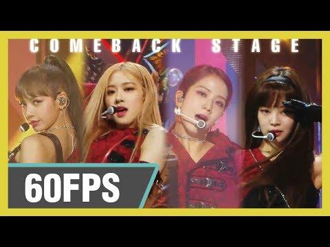 60FPS 1080P | BLACKPINK (블랙핑크) - Kill This Love  Show! Music Core 20190406