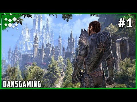 Let's Play Elder Scrolls Online: Summerset Isles Expansion! (Part 1) PC Gameplay – DansGaming