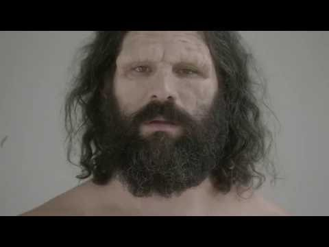 Funny Caveman Beard Oil Commercial