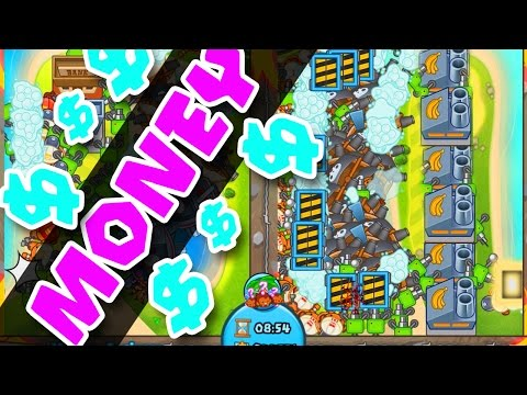 Bloons TD Battles  ::  SO MANY WAYS TO MAKE MONEY  ::  MAKING BANK!
