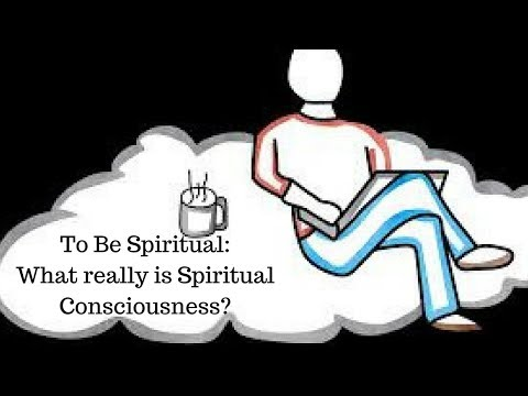 PODCAST: Spiritual Consciousness and How to Grow Spiritually - ACIM