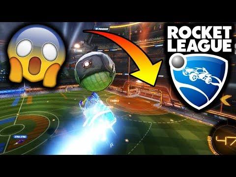 NEW ROCKET LEAGUE RANK & UPDATE!!! (Insane Rocket League Goals)