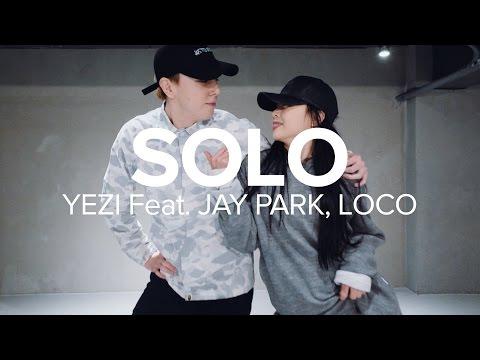 Solo - Yezi Feat. Jay Park, Loco / Sori Na Choreography