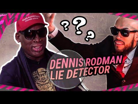 """I Would've Locked LEBRON'S ASS UP."" Dennis Rodman Full Confession On Lie Detector 😱"