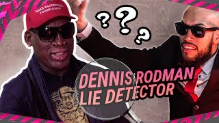"""I Would've Locked LEBRON'S ASS UP."" Dennis Rodman Full Confession On Lie Detector 😱"