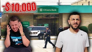 How I Lost $10,000 In One Night... *Brawadis Live Reaction*
