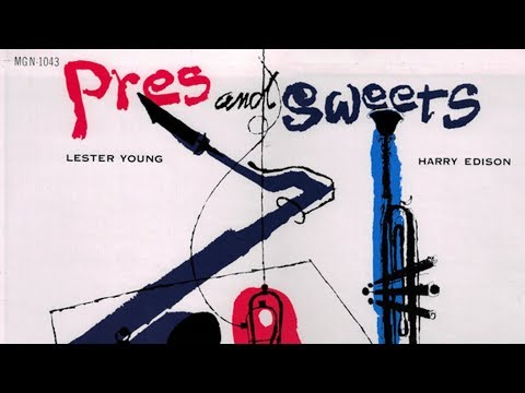 Red Boy Blues -  Lester Young / Harry Edison