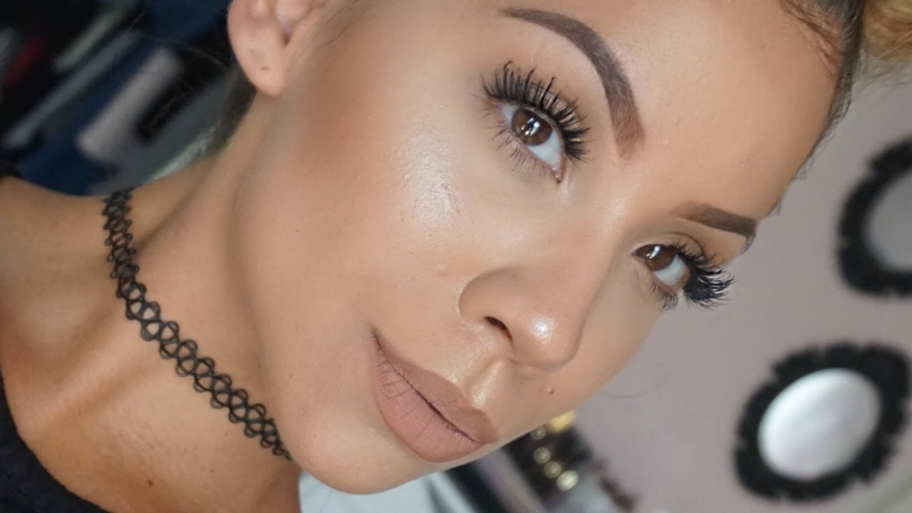 HOW TO: APPLY FALSE LASHES + REUSE THEM - YouTube