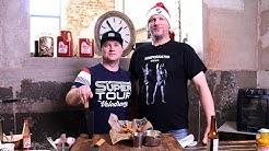Kim Sainio ja valkosipuliset hot wingsit | Texas Pete Around the World