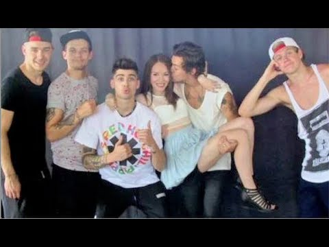 One Direction Gets Silly At Fan Meet  Greet  YouTube