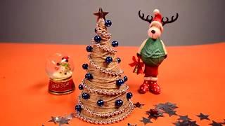 Як створити новорічну ялиночку