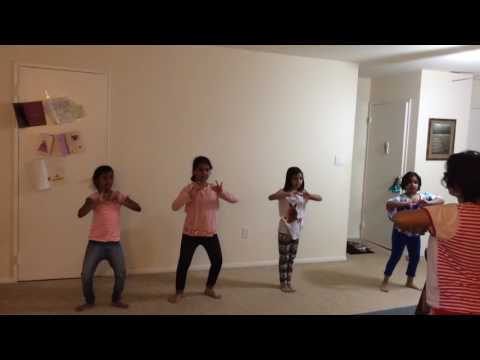 Dheem ta Dare-  video for practice