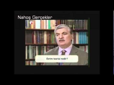 Türkiyenin En Büyük 3 Alimi Evrimi Darmadağın Ediyor