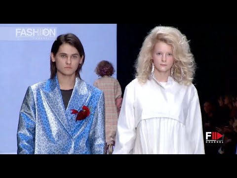 Design of Clothes BVSHD Full Show MBFWR 2017 SS 2018 Moscow - Fashion Channel