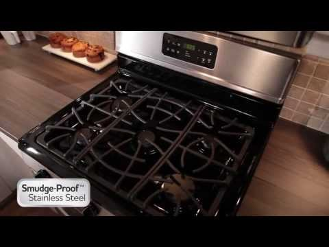 frigidaire gallery range infomercial fggf3032mf port charlotte florida - Frigidaire Gallery Stove