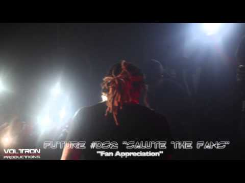 "Future ""Salute"" live at Masquerade #Dirtysprite2 ""Salute The Fans"""