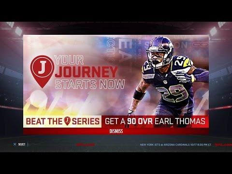 NFL JOURNEY! 90 EARL THOMAS!
