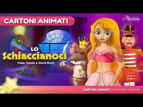 Lo Schiaccianoci storie per bambini - Cartoni Animati - Fiabe e Favole per Bambini