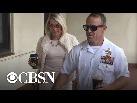 Closing arguments underway for Navy SEAL accused of murder