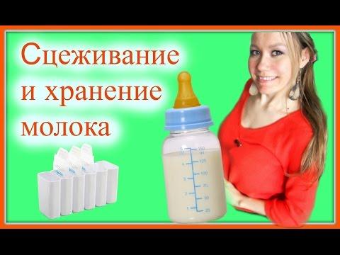 Как хранить грудное молоко после сцеживания в бутылочке и сколько