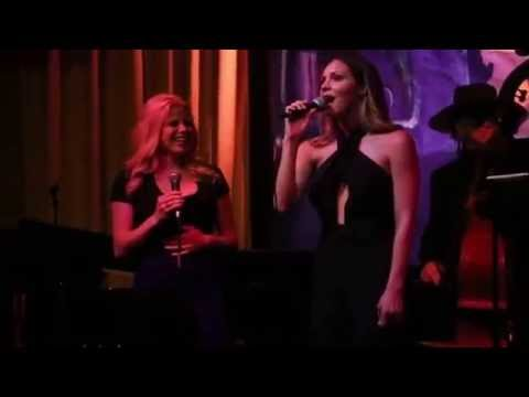 Kat McPhee & Megan Hilty Reunite | Let Me Be Your Star