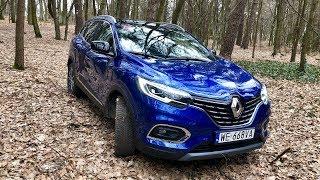 Renault Kadjar FL 1.3 TCe 160 EDC test PL Pertyn Ględzi