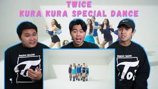 TWICE  KURA KURA SPECIAL DANCE CLIP REACTION