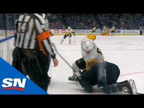 Multiple Fights In Heated Game Between Lightning & Penguins