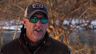 Mining Kalamazoo River Steelhead on Plugs    Fishing 411 TV