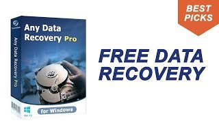 2019 Best FREE Data Recovery Software