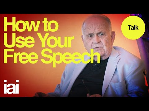 How To Use Your Free Speech | Stanley Fish