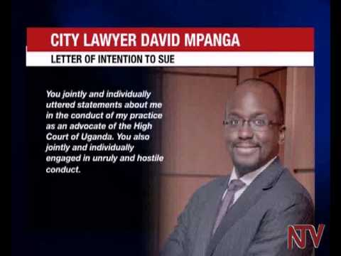 Kampala lawyer to sue MPs